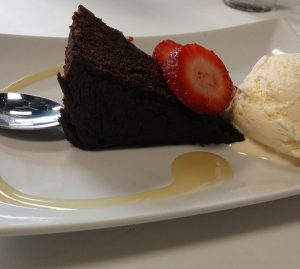 Rum Cake by Yah Mon Tampa Caribbean Restaurant