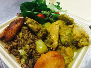Yah Mon Tampa Caribbean Restaurant Curry Chicken To Go